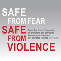 Safe from fear - Safe from violence